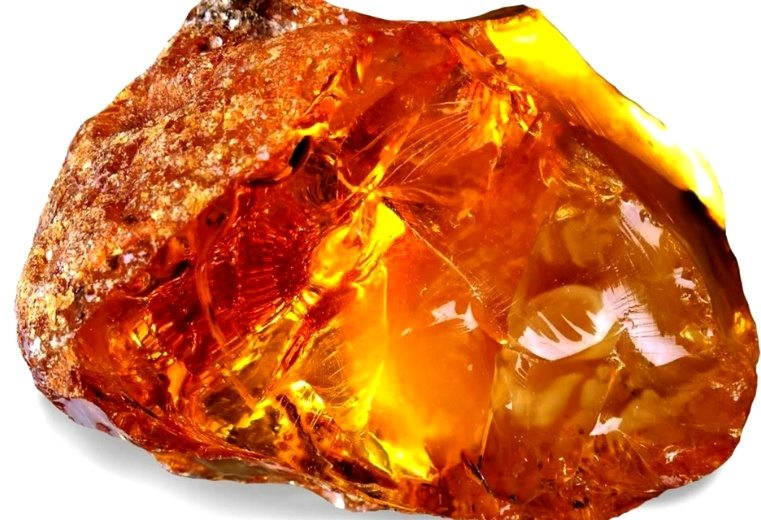 Amber Stone Properties
