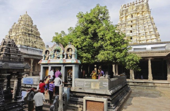 Ancient Lord Shiva Temples