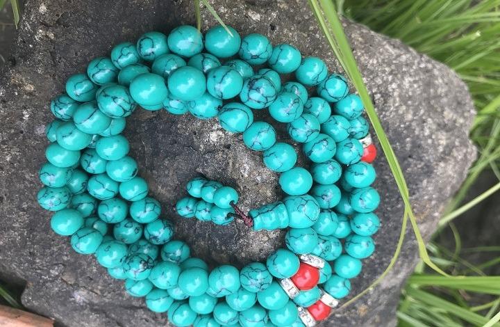 Benefits of Turquoise Mala