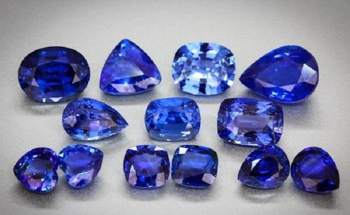 Blue sapphire -Neelam stone