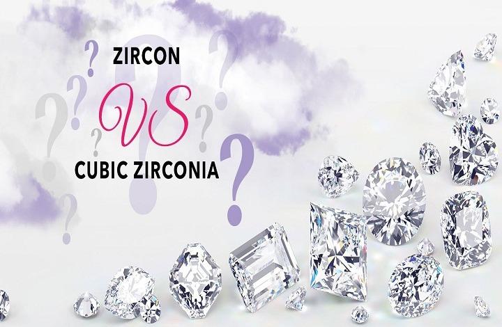 Difference Between Zircon and Cubic Zirconia