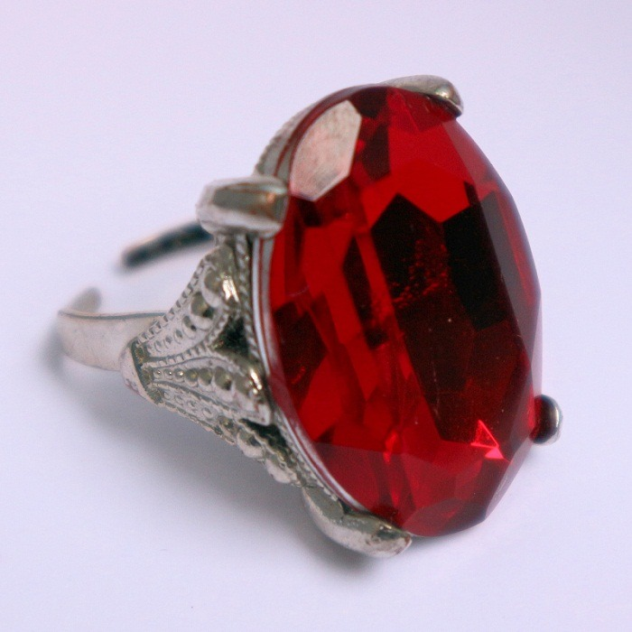 Difference between Real Ruby and Fake Ruby Gemstone
