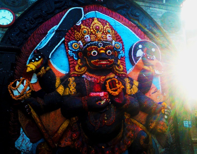Kaal Bhairava - The Justice of Time