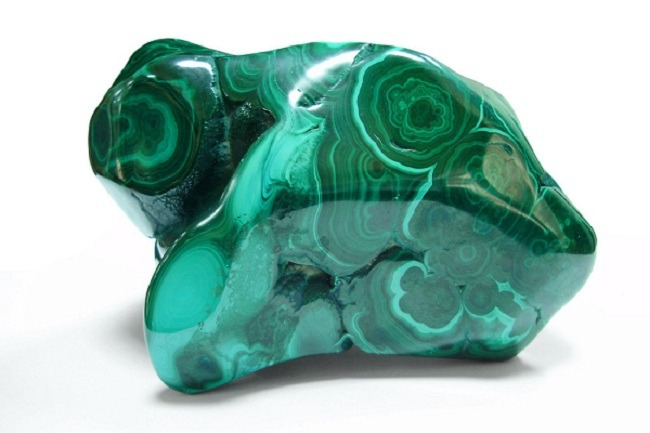 Kidney Stone - Malachite Gemstone