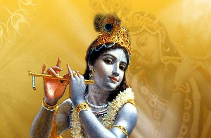 Krishna Mantra for Wealth and Happiness