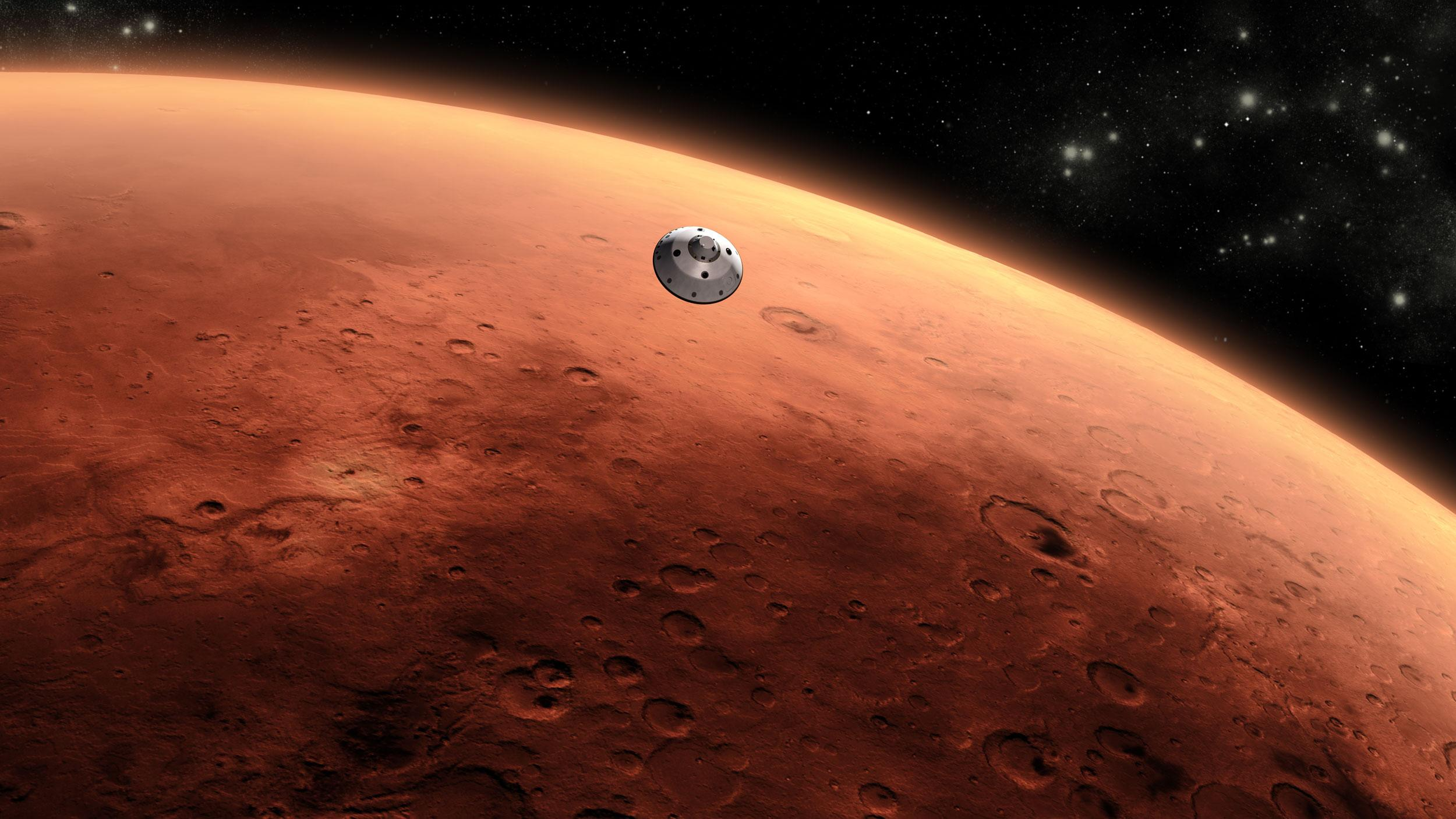Mars Retrograde June 2018