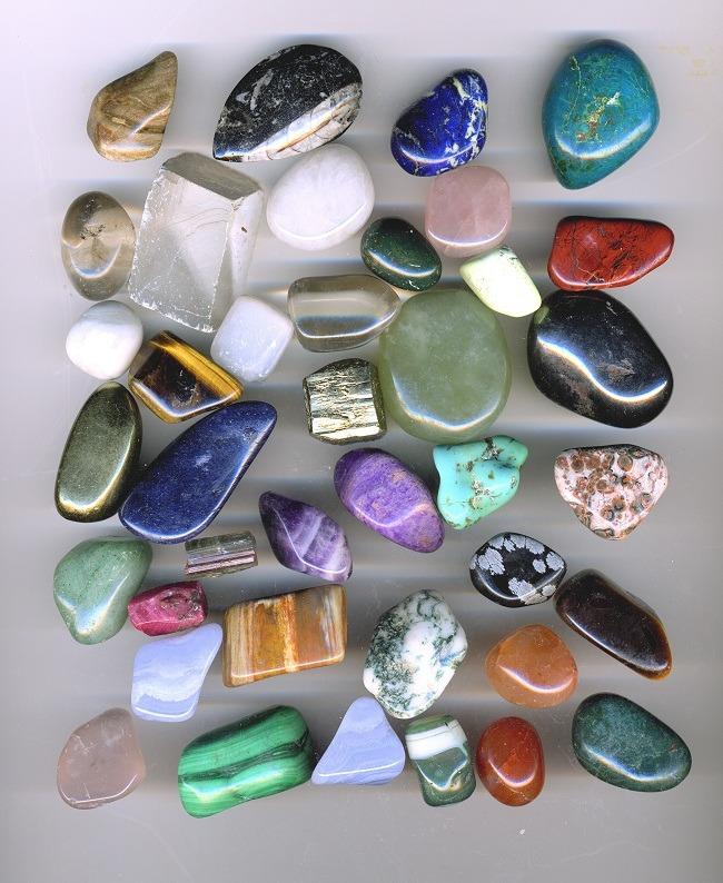 Medicinal Value of Gemstones