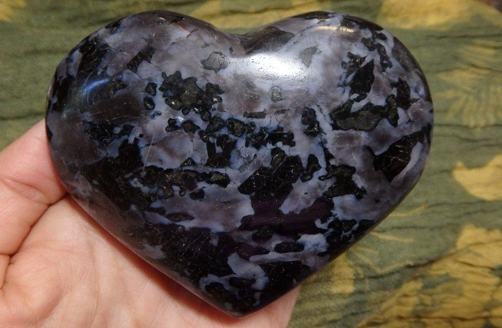 Merlinite Gemstone Healing