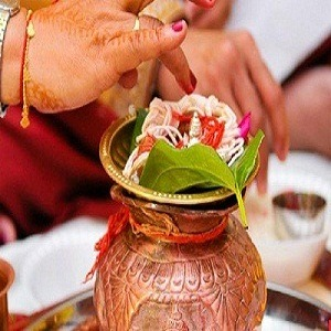 Mool Shanti Pooja Vidi or Mool Yagya