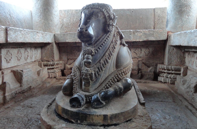 Nandi - The B ull of Lord Shiva