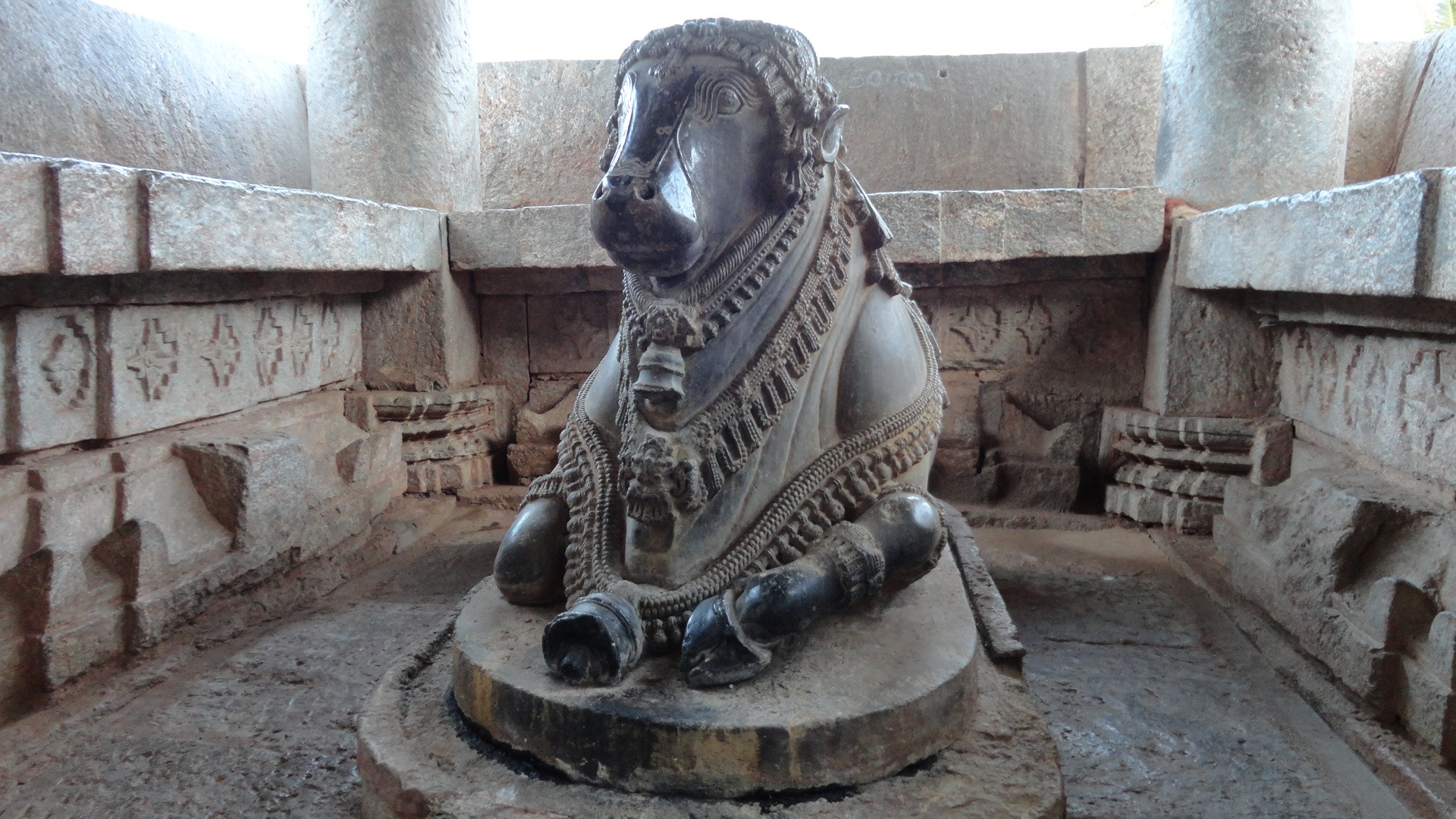 Nandi - The B ull of Lord Shiva