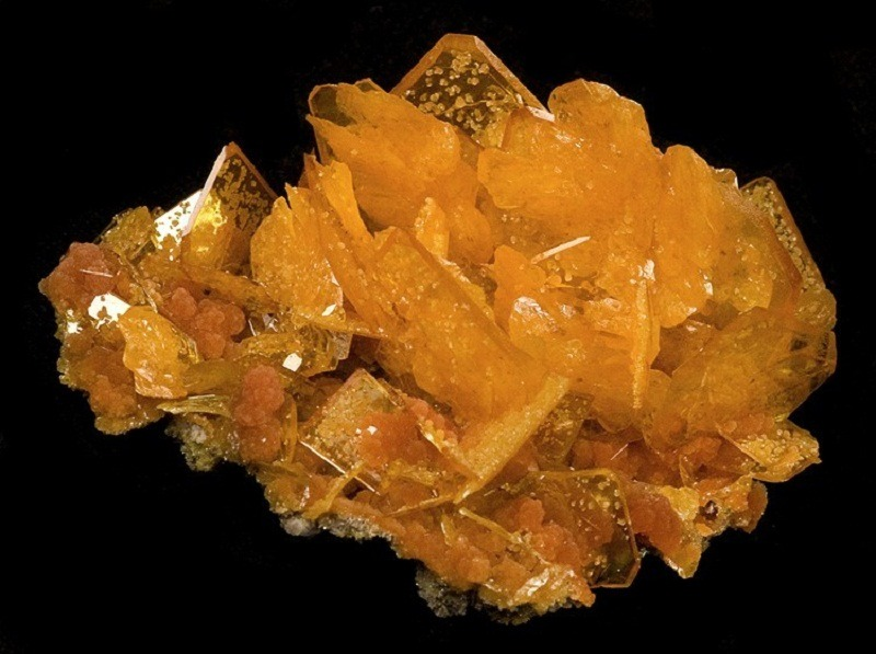 Properties of Wulfenite