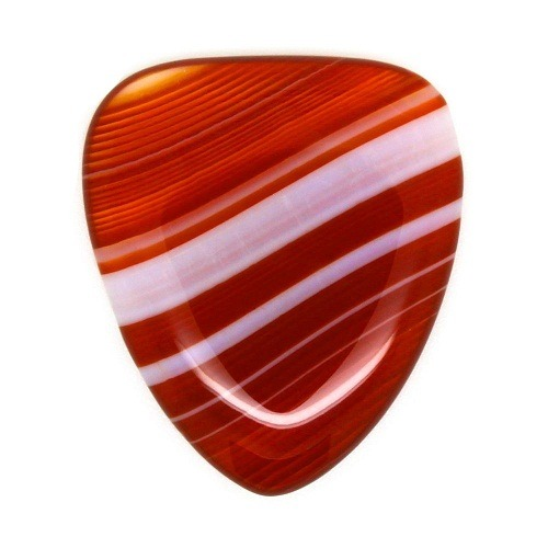 Red Banded Agate