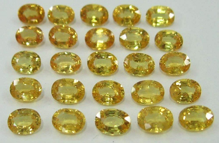 Remarkable Benefits of Yellow Sapphire Gemstone