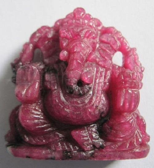 Ruby Ganesha