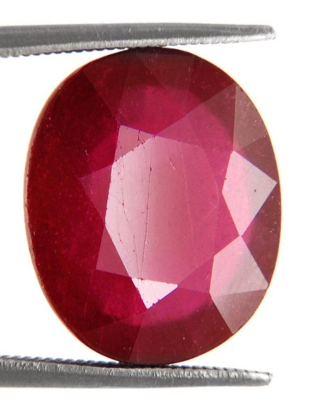 Ruby - Manik Gemstone