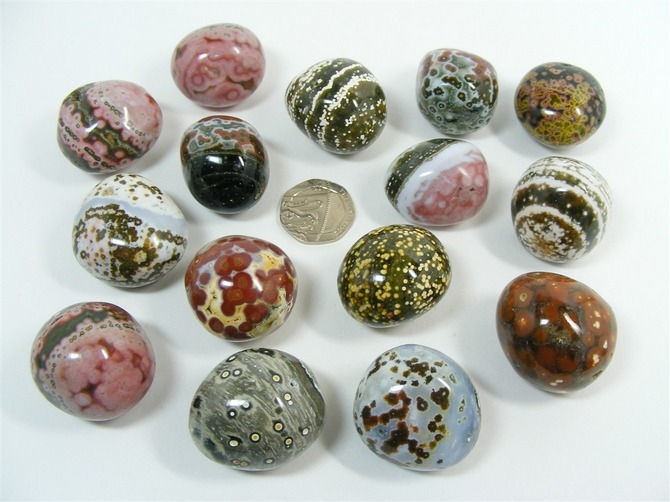 Types of Jasper and Their Properties