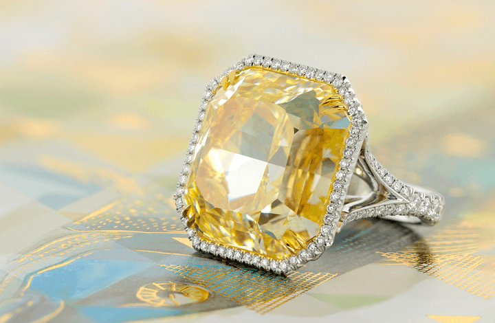 Yellow Sapphire ( Pukhraaj )The Benign Stone of Lord Brishpati