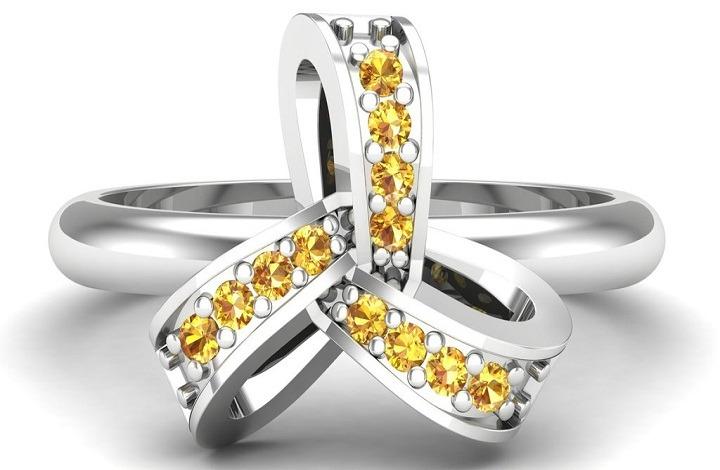 Yellow Sapphire Stone Cost In Delhi