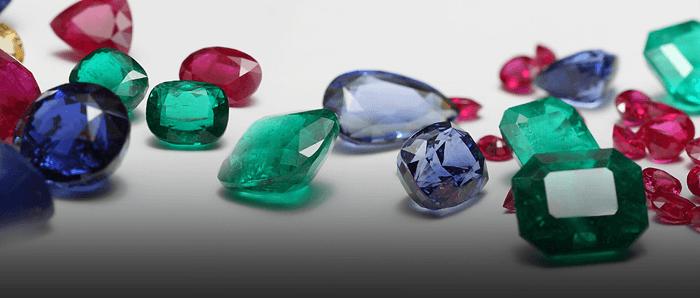 Power of gemstones