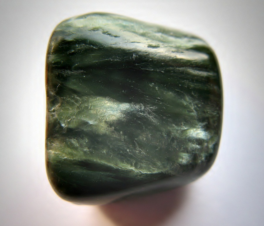 seraphinite gemstone