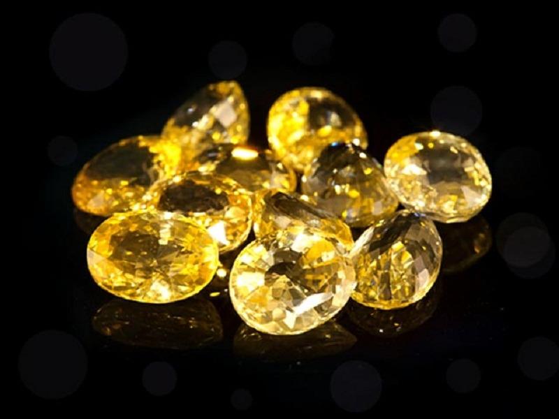 yellow sapphire benefits