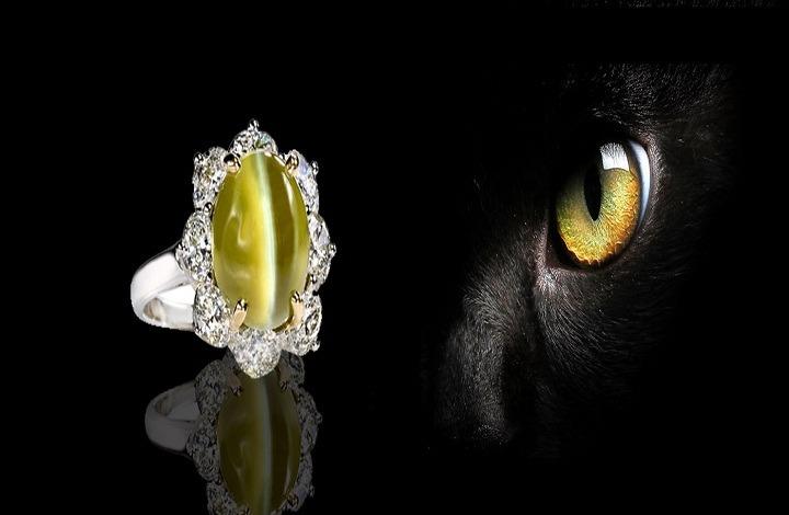 Cat's Eye - Gemstone For Ketu
