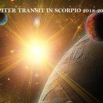 Jupiter Transit In Scorpio 2018