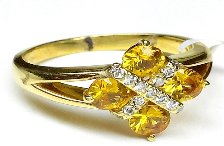 Incredible benefits of yellow sapphire