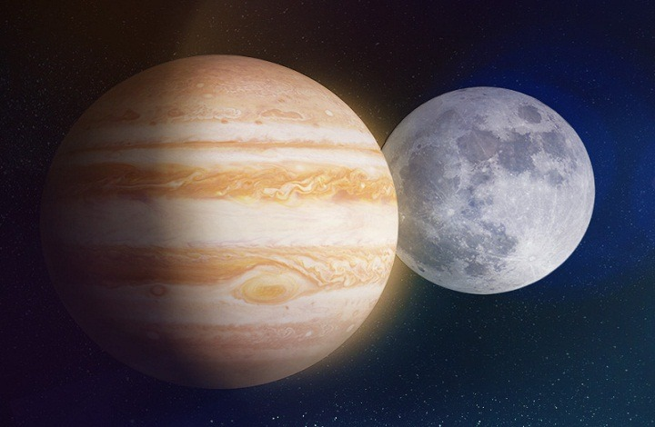 Moon and Jupiter Combination In a Horoscope