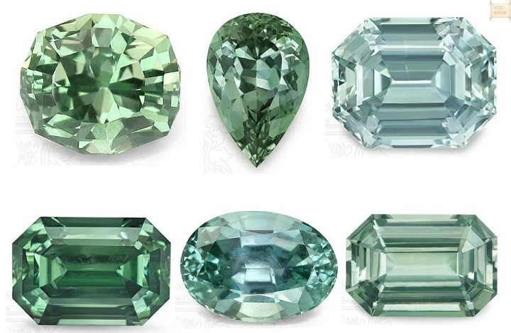 benefits of green sapphire