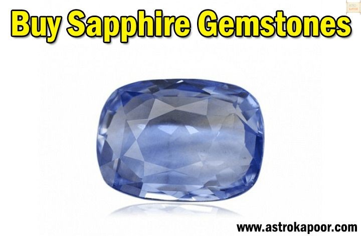 Buy Sapphire Stone Online