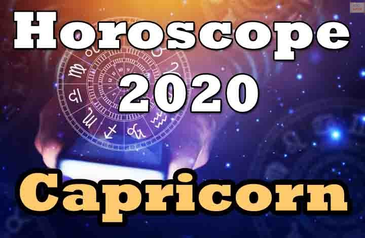 Capricorn Horoscope 2020 Predictions-min