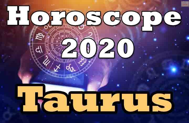 Taurus Horoscope 2020 Predictions-min