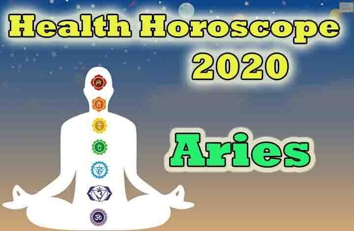 Aries Health Horoscope 2020 Predictions