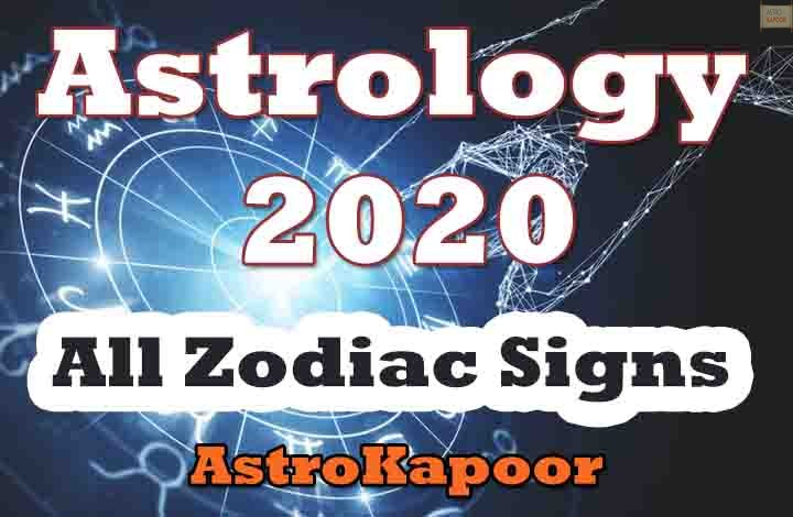 Astrology 2020 Predictions All Zodiac Signs