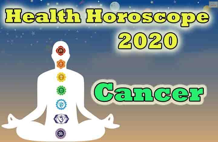 Cancer Health Horoscope 2020 Predictions
