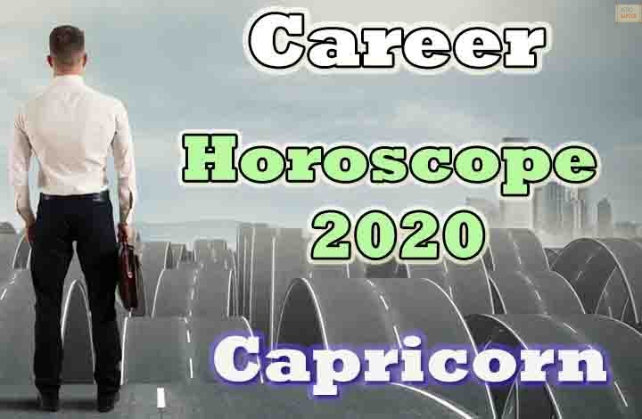 Capricorn Career Horoscope 2020 Predictions