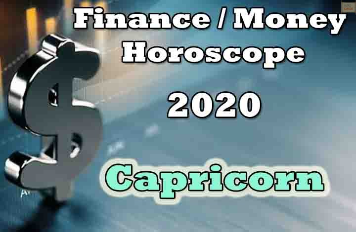 Capricorn Finance Money Horoscope 2020 Predictions