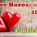 Capricorn Love Horoscope 2020 Predictions