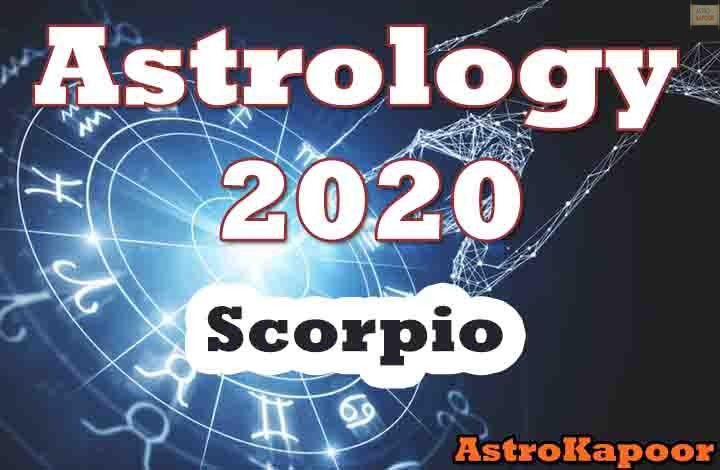 Scorpio Astrology 2020 Predictions