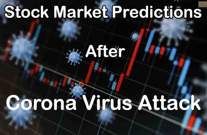 Stock Market Predictions after Corona Virus Attack